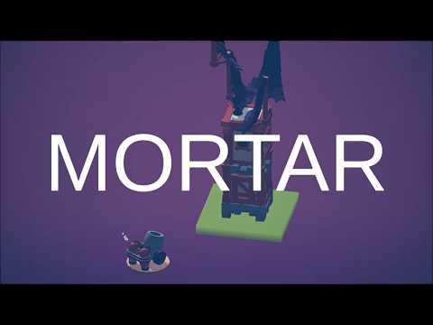 Global Gamejam 2020 - Mortar Mortar