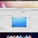 Screenshot of system settings of elementary os