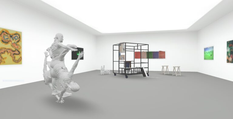 HFBK Online Gallery